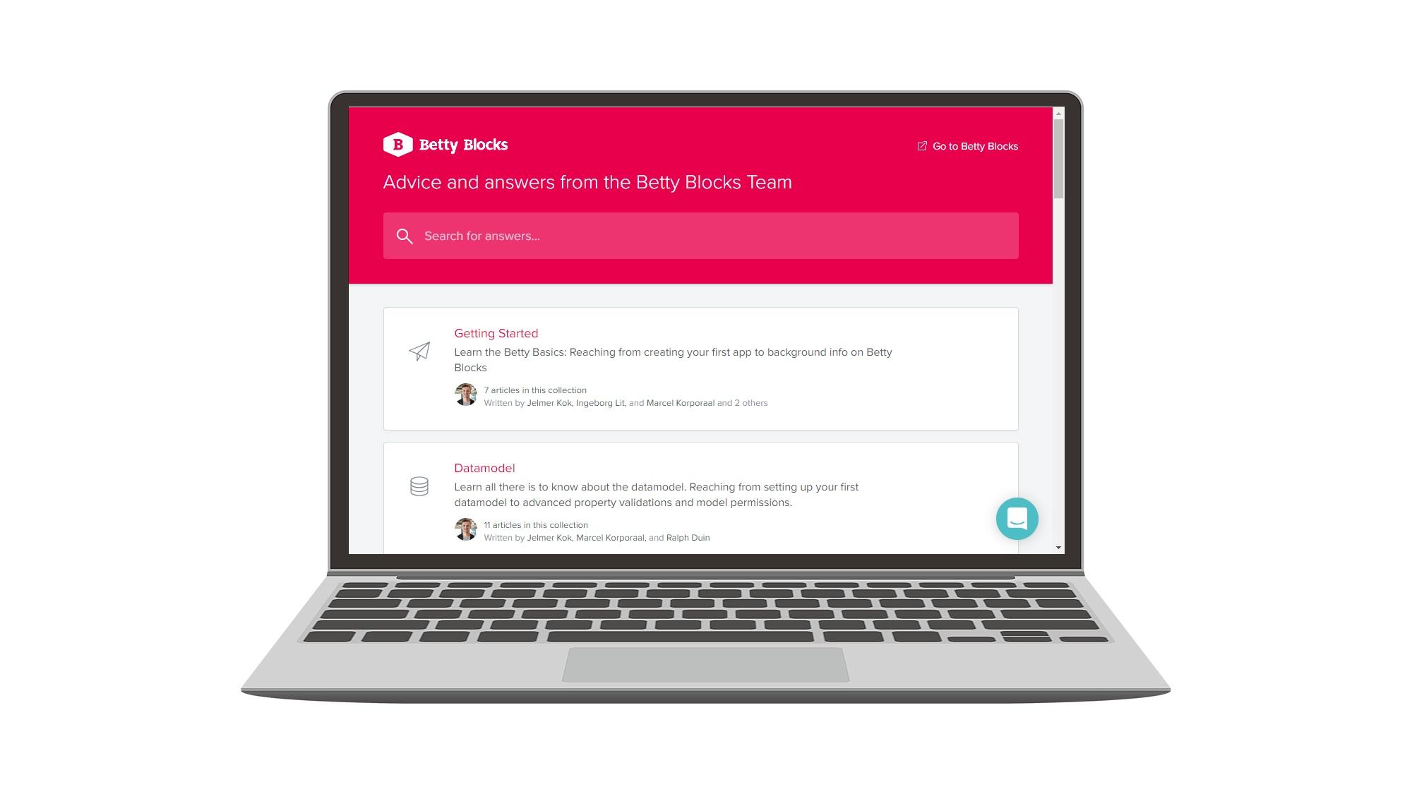 開発生産性8倍の開発プラットフォーム betty blocks タクト